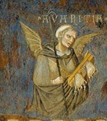 Recensione Chiara Frugoni - Avarizia del Lorenzetti