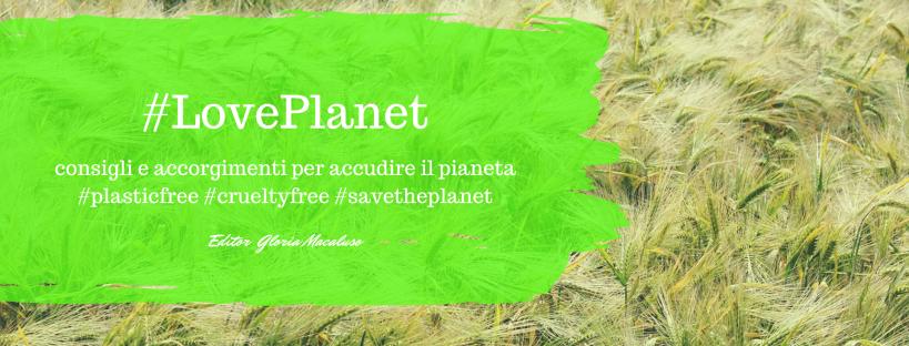 Salvare il pianeta - Editor Gloria Macaluso